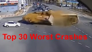 Download Top 30 Worst Car Crashes - Car Crashes of the worst kind. Deadly Car Crashes - Extreme Car Crashes Video