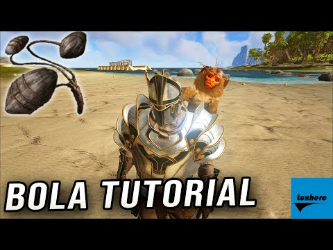 Atlas - How to Craft & Use Bola