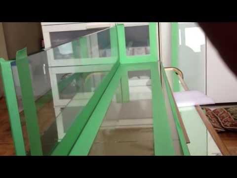 How To: Build An Aquarium (Frag Tank) - Part 1