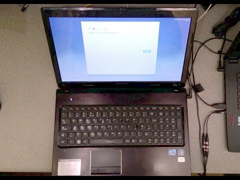Neverware Chrome OS vs. Windows 10! Pentium laptop challenge.