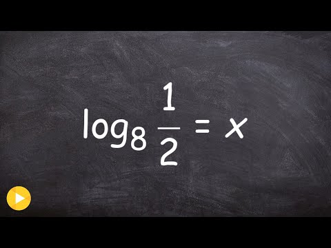 Solving a logarithm with a fraction