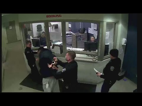 Inmate injured in city lockup to file civil suit