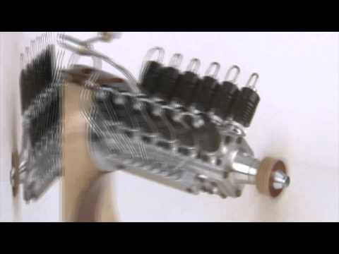 Gasparin V12 CO2 Motor RC Airplane Engine