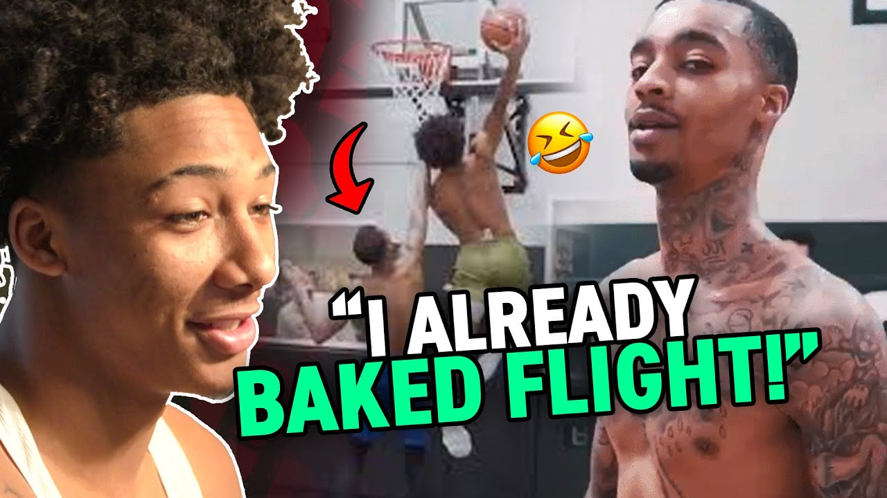 Would You Rather With MIKEY WILLIAMS! Tattoos or Sneakers? Lose Your Bounce Or Lose Your Followers!?