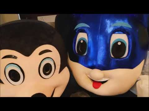 Tips to help you with your Mascot Costume