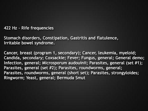 Stomach disorders, IBS, etc (Isochronic Tones 422 Hz) Pure Series