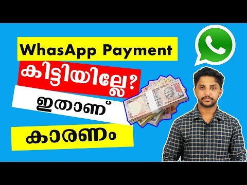 💀💀💀 Why You Are Not Received Whatsapp Payment? Why Whatsapp Payment is getting delayed