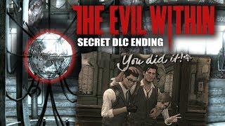 The Evil Within DLC Secret Ending | Easter Egg | Shoot Ruvik's Brain