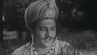 Snake Asking for Help   Magical Scene   Sati Pariksha Bollywood Hindi Classic Movie