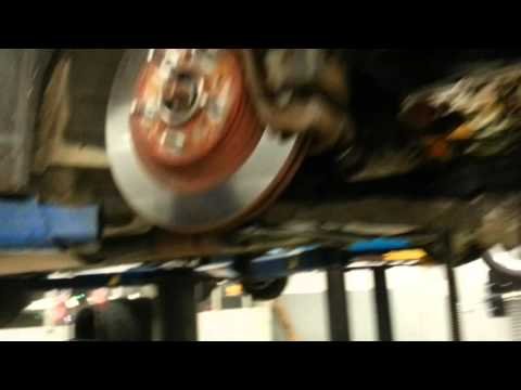 Northstar 4.6 oil pan gasket replacement