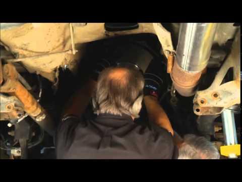 Dodge Ram Clutch and Flywheel Installation (Motorhead Garage 8/5/14 episode)
