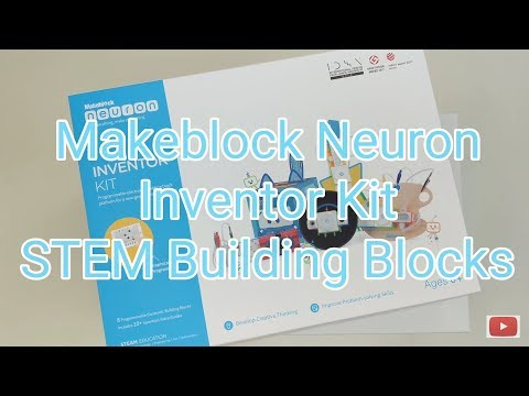 Makeblock Neuron Inventor Kit STEM Programmable Electronic Building Block