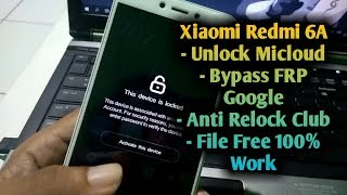Xiaomi Redmi 6A Cactus Stuck Bootloop Mi-Recovery (Flashing/Install