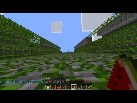 Minecraft Survival Games Episode 2