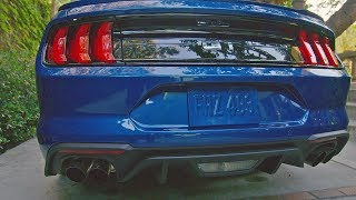 Ford Mustang (2018) Exhaust Mode: The Good Idea [YOUCAR]