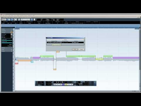 How To Make The Skrillex Vocal Effect With Cubase