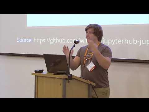 Hosting Notebooks for 100,000 Users - Scott Sanderson