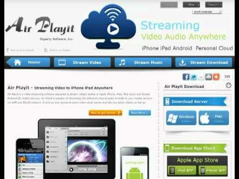 Stream DVD Video on iPad - Watch DVD on iPad Anywhere without Sync
