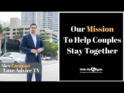Coach Alex Cormont : On Our Mission To Help Couples Stay Together And Why We Started WithMyExAgain