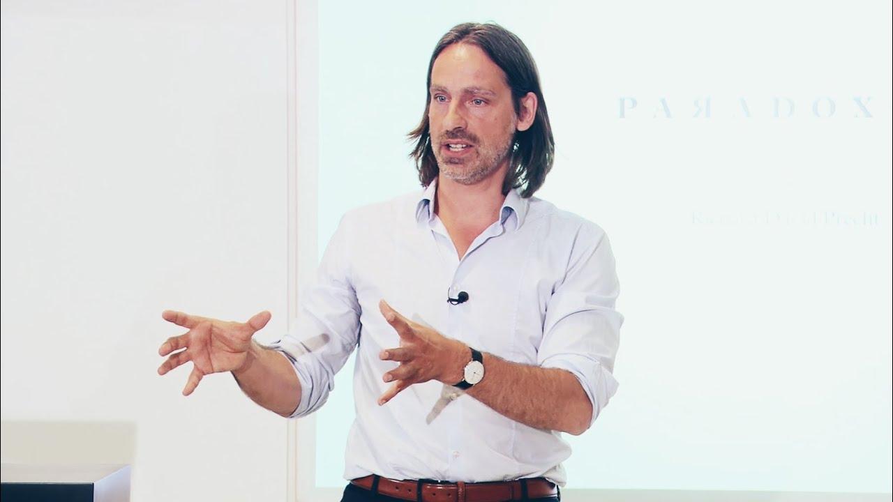 """PARADOX 16 — Richard David Precht: """"Bildung versus Wissen"""""""