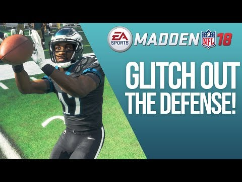 Madden 18 Money Play That Glitches Out Any Zone Defense