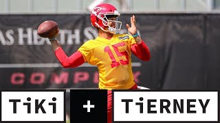 The Top 10 Quarterbacks In The NFL | Tiki + Tierney