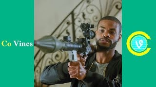 Try Not to Laugh or Grin Watching Ultimate King Bach Funny Sktis Compilation - Co Vines✔