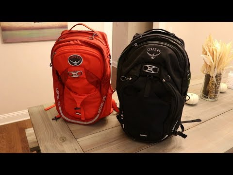 Osprey Radial 26 AND 34 Review
