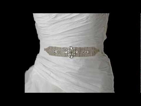 Wholesale Wedding Bridal Belts
