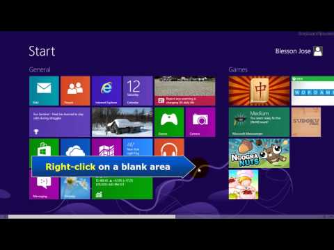 Windows 8 - Two ways to open command prompt