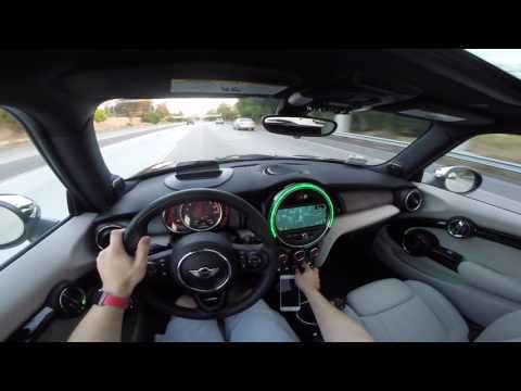 Mini Cooper F56 JCW 2016 (Manual) — POV Driving / Acceleration Mashup at Dusk