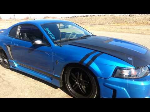 Mustang 2000 Body Kit