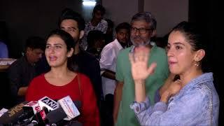 UNCUT   Secret Superstar Movie Screening   Aamir Khan   Sachin Tendulkar   Full Video