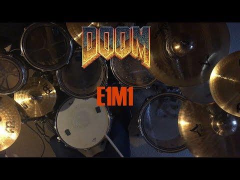 DOOM - E1M1 Drum Cover