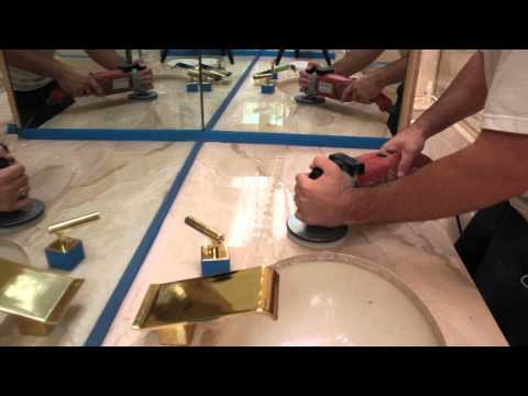 Marble Polishing with MB-12