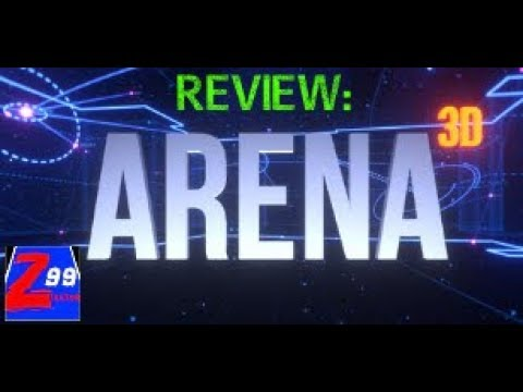 Arena 3D - REVIEW! - If you like Super Stardust HD (PS3/PS4) or Geometry Wars.. WATCH THIS!