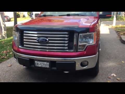 2011 Ford F-150 5.0 dip stick location