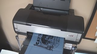 Screen Printing Tee Shirts How To Create The Best Spot Color Film Pos