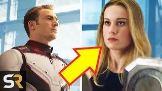Download Avengers: Endgame Trailer's Battle Scene Reveals Important New Secrets Video