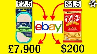 Products You Could Resell Online For A Surprising Profit