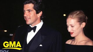 John F. Kennedy Jr.'s chief of staff reflects on his death 20 years later l GMA