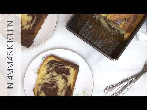 How To Make Marble Cake