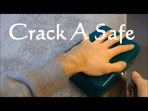 Lock Picking a Cash Box - How To Crack A Safe - Crack a Cash Box - Safecracker