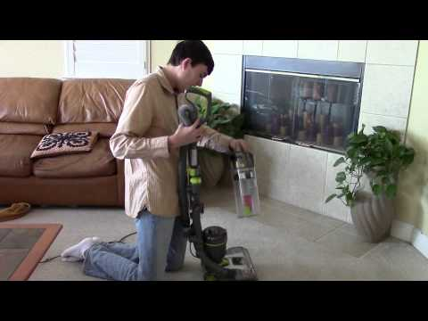 Hoover Air Steerable Troubleshooting and Maintenance