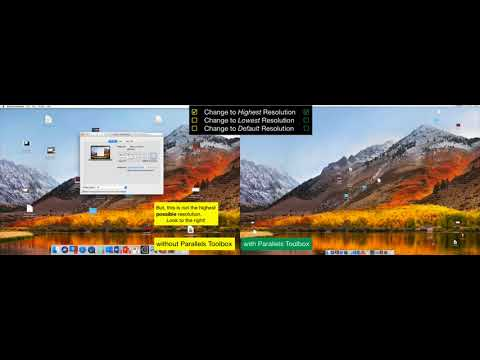 How to Change Mac Screen Resolution: System Preferences vs. Parallels Toolbox