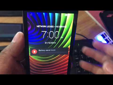 How to Unlock Lenovo A2010-a Network By Unlock Code ?