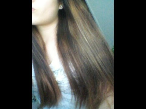 Lightening Hair With Hydrogen Peroxide And Baking Soda