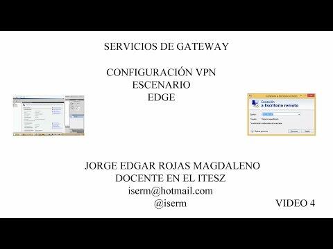 Configurar VPN Windows Server 2008 R2