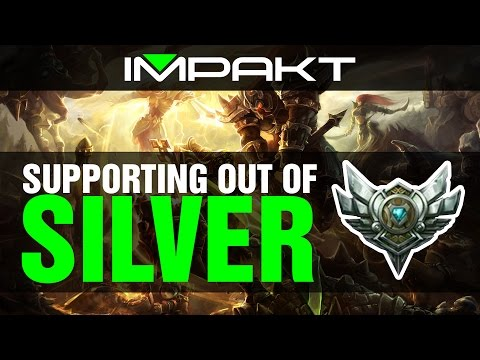 Carrying Yourself Out Of Silver As A Support (League of Legends, 4.13) - by impaKt