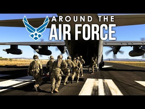 Around the Air Force: Warrior Games / Red Flag Rescue